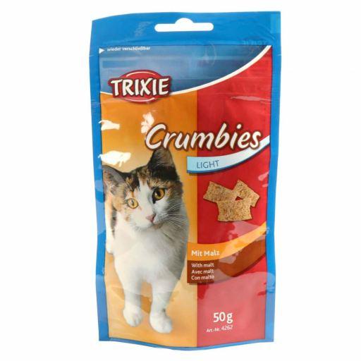 Snack Crumbies con malta