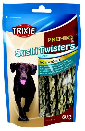 Prix Sushi Twisters, Poisson Blanc 60 GR Trixie