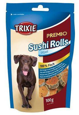 Prix Sushi Rolls, Poisson Blanc 100 gr Trixie