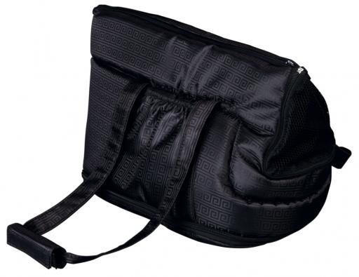 trixie-sac-riva-nylon-26x30x45-cm-noir-noir