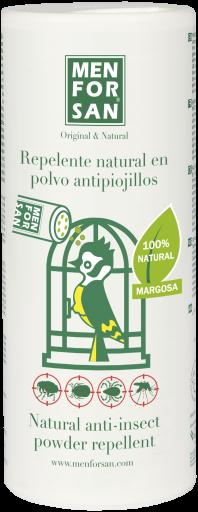 Répulsif Naturel Antiparasitaire en Poudre pour Oiseaux 250 GR Men