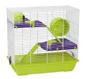 Hamster Cage 949 (White)