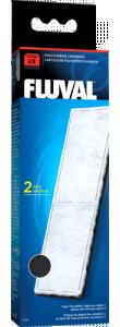 FLUVAL U3 POLY/CARBON (2pc)