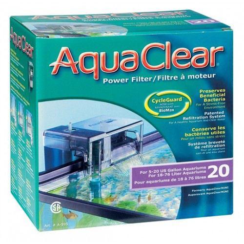Filtre Sac 20 Aquaclear
