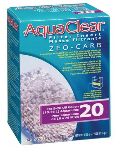 aquaclear-aquaclear-20-mini-zeo-carb-insert, 11.00 EUR @ miscota-poland-czech-republic-greece-and-hungary