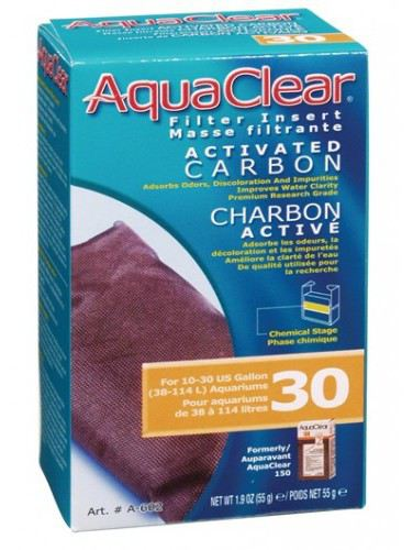 aquaclear-aquaclear-30-carga-carga-carbon, 22.00 EUR @ miscota-poland-czech-republic-greece-and-hungary