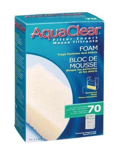 Aquaclear 70 300 Foamex Aquaclear