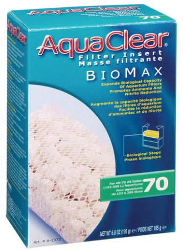 Aquaclear Biomax 70 Aquaclear