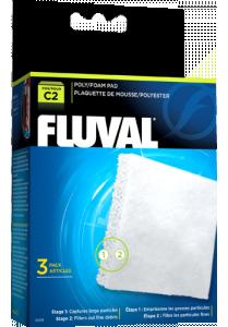 C2 Foamex/Polyester Fluval