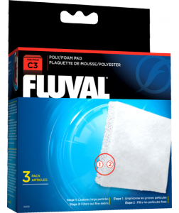 C3 Foamex/Polyester Fluval