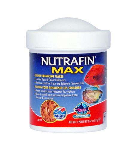 NUTRAFIN MAX COLOR RESALTADOR ESCAMAS - 19 g 19 GR Hagen