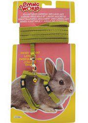 Green Nain Harnais Rabbit Living World