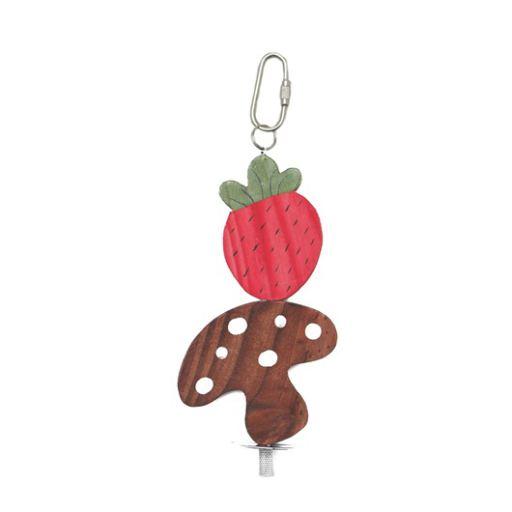 living-world-l-w-nibblers-strawbeey-and-mushroom-stickers