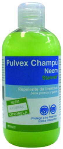 Pulvex Shampoing 250 ml 250 ml Stanvet