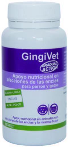 G.A.Gingivet 60 Comprimés Stanvet