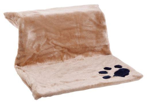 Kitty Siesta Radiateur lit, Beige 46x30x23 cm Karlie Flamingo