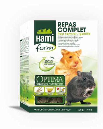 Nourriture Complète Optima pour Hamster/Jerbo. 1kg 1 Kg Hami Form