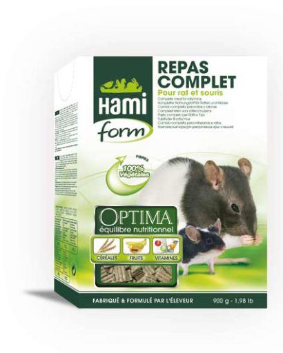 Nourriture Complète Pour Rat / Rat 1 Kg Hami Form
