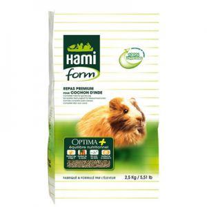 Optma prime Aliment complet pour cochon Guinée. 2.5 KG Hami Form