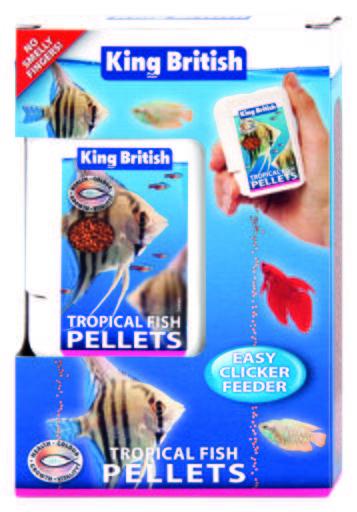 king-british-tropical-fish-easy-clicker-feeder-30-gr