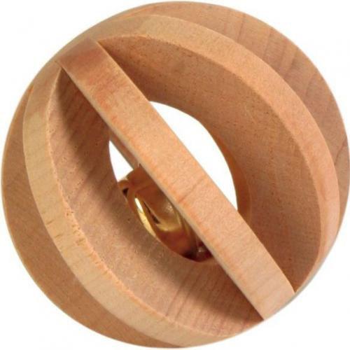 trixie-boule-bois-avec-grelot-6-cm