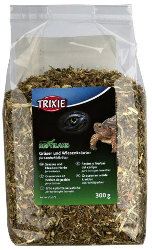 Grasses and Meadow Herbs for Tortoises