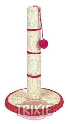 Poteau Sisal avec Base, 62 Cm Trixie