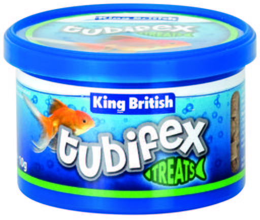 king-british-tubifex-10-gr