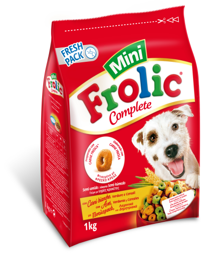 Semi-humid Food for Adult Dogs Mini Flavor Chicken