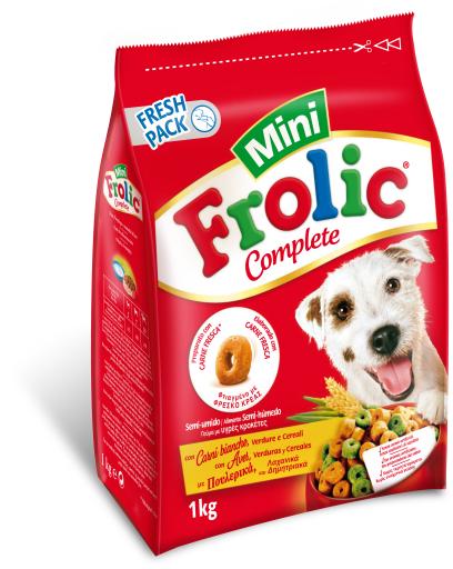 Nourriture semi-humide pour chiens adultes Mini Flavor Bird 1 Kg
