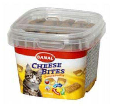 Bouchées de fromage Cat Bote 75 GR Sanal