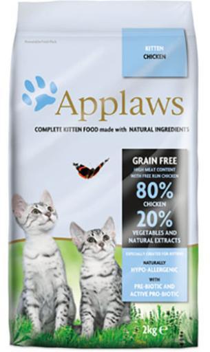 Kitten 2 KG Applaws