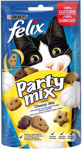 Party Mix Cheezy