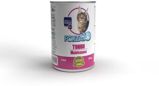 Aliment pour Chats Maintenance Thon 400 GR Forza10