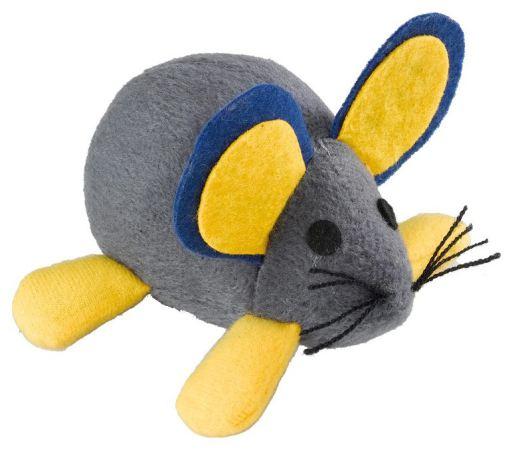 Jouet pour chat en tissu avec effet de vibration Ferplast