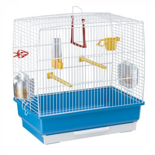 Cage Rekord 2 Blanche Ferplast
