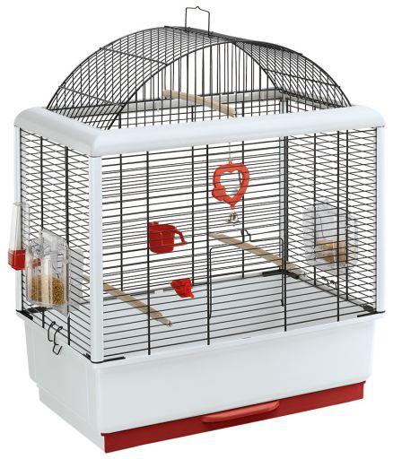 Cage Palladio 3 Blanche Ferplast