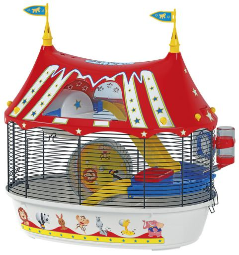 Circus Cage