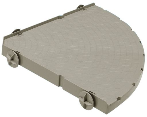 Plastic Shelf for Ferrret Cages L373