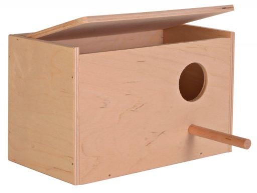 trixie-nid-perruche-souris-bois-30x20x20-cm