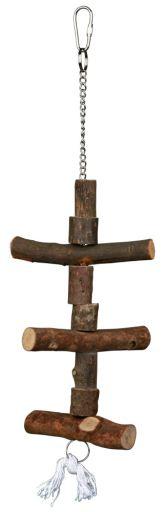 trixie-cintre-suspendu-petits-troncs-bois-corde-40-cm