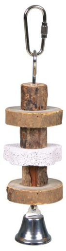 trixie-bois-a-mordiller-avec-pierre-de-lave-16-cm