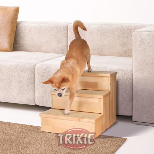 trixie-escalier-bois-hetre-40x38x45-cm