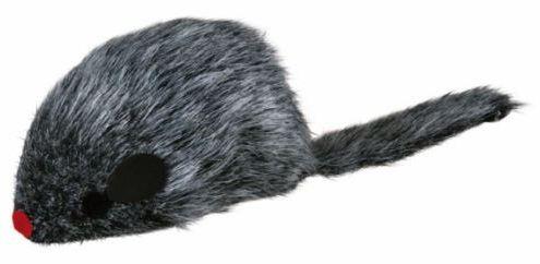 Souris Recouvert à Poils Longs Agité 8.5 cm Trixie