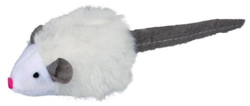 Mouse Plush, Sound