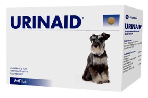 Urinaid pour les infections des voies urinaires chez le chien 60