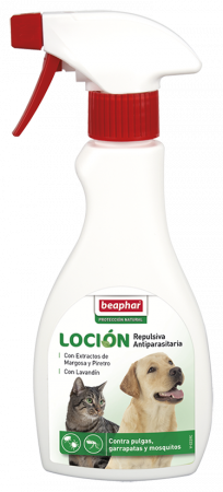 Lotion Répulsive Antiparasitaire 250 ml Beaphar