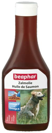 L'huile de saumon 425 ml 425 ml Beaphar