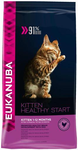 Kitten Chicken & Liver Healthy Start (chaton poulet et foie) 10 KG