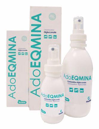 Solution Cutanée Désinfectant Ado Eqmina Spray - 70 ml Calier